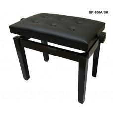 Банкетка для пианино или рояля BRAHNER BP-100A/BK
