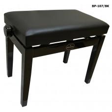 Банкетка для пианино или рояля BRAHNER BP-107/BK