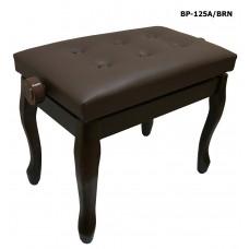 Банкетка для пианино или рояля BRAHNER BP-125A/BRN