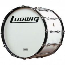 БАС-барабан (маршевый)  LUDWIG LUMB26PW 26*14